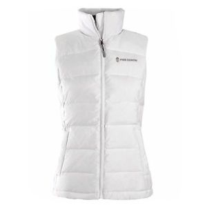 Free Country Down Filled Full Zip Puffer Vest NWT